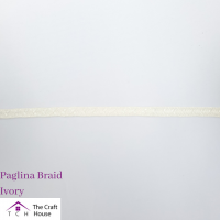 Paglina Braid - 5 metres