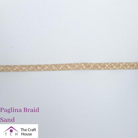 Paglina Braid - 10 metres