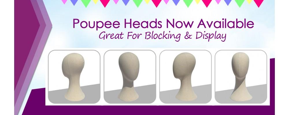 Poupee Heads