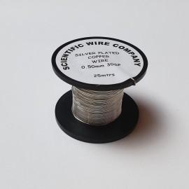 Craft Wire Silver 0.5mm