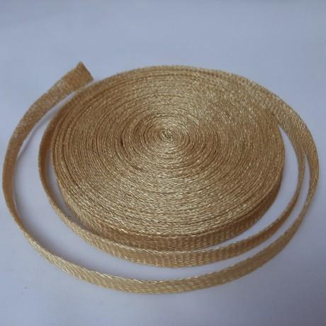 Sinamay Bias Binding 1cm Wide - per metre