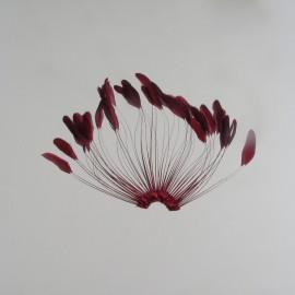 Coque Fan - Cranberry