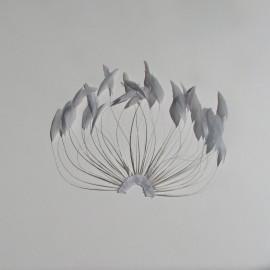 Coque Fan - Silver
