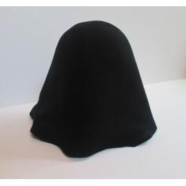 Felt Hood -  Black