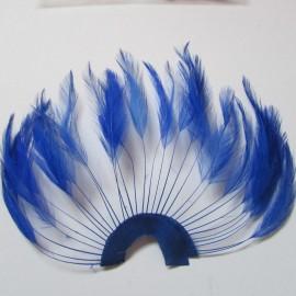 Hackle Fan Sapphire