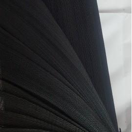 Jinsin Black - per half metre