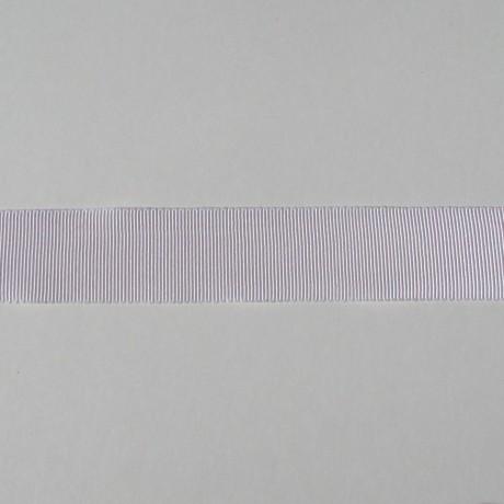 Petersham 15mm - Off White (Pink Hue)