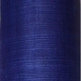 Sinamay Plain Denim Blue - per metre