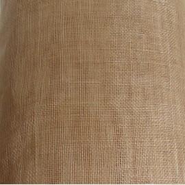 Sinamay Plain Old Gold - per half metre
